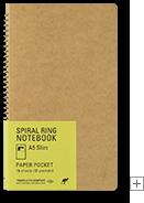 A5 Slim Paper Pocket / ペーパーポケット