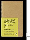 A6 Slim Paper Pocket / ペーパーポケット