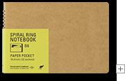 B6 Paper Pocket / ペーパーポケット
