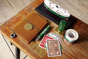 パスポートサイズ発売5周年記念『トラベラーズスター エディション』