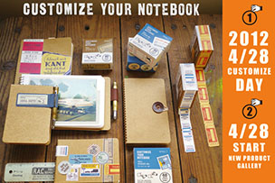 CUSTOMIZE YOUR NOTEBOOK!