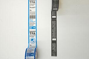 ファクトリーオリジナル  マスキングテープ