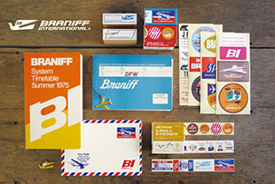 BRANIFF INTERNATIONAL 2014 NEW COLLECTION【3月13日発売】