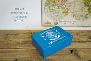 トラベラーズファクトリー3周年記念缶10月8日より予約受付開始します!