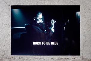 『ブルーに生まれついて/BORN TO BE BLUE』展 【11月19日より】 – 中目黒 –