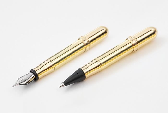 万年筆とローラーボールペンのお手入れ方法